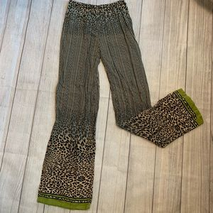 Melissa Paige Small Super Soft Flair Pants